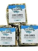 Icelandic Plus Icelandic Plus Fish treat Short Cod Skin Cube single