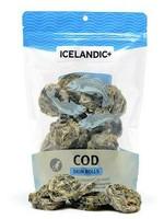 Icelandic Plus Icelandic Plus Dog Treat Cod Skin Rolls 3oz bag