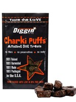 Diggin' Your Dog/Super Snouts Diggin' Your Dog Charki Puffs Beef Lung & Liver 6oz