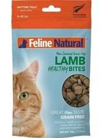 Feline Natural Feline Natural Cat Treat FD Lamb Healthy Bites 1.76oz