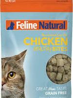 Feline Natural Feline Natural Cat Treat FD Chicken Healthy Bites 1.76oz