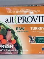All Provide All Provide Dog Frozen Raw Turkey 2#