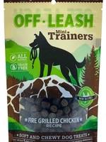 Presidio Off Leash Mini Trainer Grilled Chicken 5oz