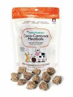 CocoTherapy Coco Therapy Coco-Carnivore Meatballs Beef, Orange & Coconut 2.5 oz