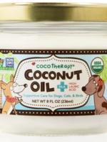 CocoTherapy Coco Therapy Coconut Oil 8 oz