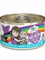 Weruva Cat Can BFF OMG Best Day Eva 24/2.8oz case