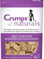 CRUMPS' NATURALS Crumps Dog Treat FD Beef Liver Bites 2.3 oz