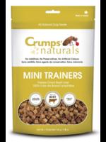 CRUMPS' NATURALS Crumps Dog Treat FD Mini Trainer Beef Liver 1.8 oz