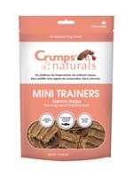 CRUMPS' NATURALS Crumps Dog Treat FD Mini Trainer Salmon Snaps 4.2 oz