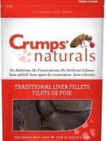 CRUMPS' NATURALS Crumps Dog Treat FD Liver Filets 2.6 oz
