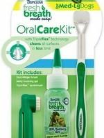 Tropiclean Tropiclean Fresh Breath Oral Care Kit Large
