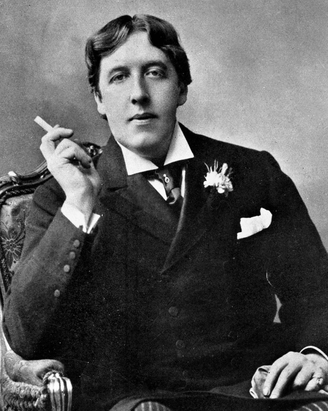Oscar Wilde, source: Wikicommons