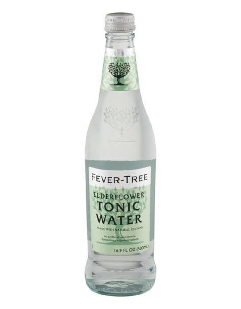 Fever Tree Fever Tree Elderflower Tonic Water 500 ml