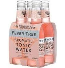 Fever Tree Fever Tree Aromatic Tonic Water  4 pack 200 ml
