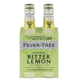 Fever Tree Fever Tree Lemon Tonic  4 pack 200 ml