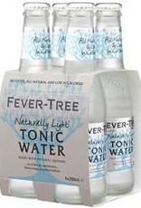 Fever Tree Fever Tree Refreshingly Light Tonic Water  4 pack 200 ml