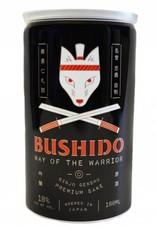 Bushido Bushido Junmai Genshu Sake Can  180 ml