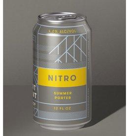 Fort Point Fort Point Beer Co. Nitro Porter  6 pack 12 oz