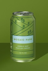 Fort Point Fort Point Beer Co. Mosaic PARK   6 pack 12 oz