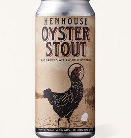 Henhouse Henhouse Oyster Stout  4 pack 16 oz