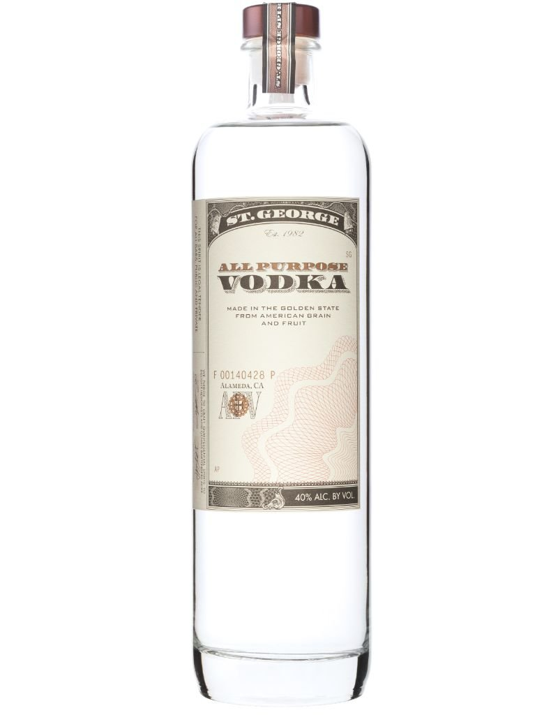 St. George Spirits St. George All Purpose Vodka  750 ml