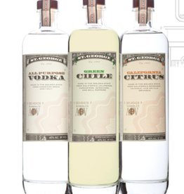 St. George Spirits St. George Vodka Sampler 3 pack 200 ml