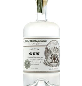 St. George Spirits St. George Gin Terroir  750 ml