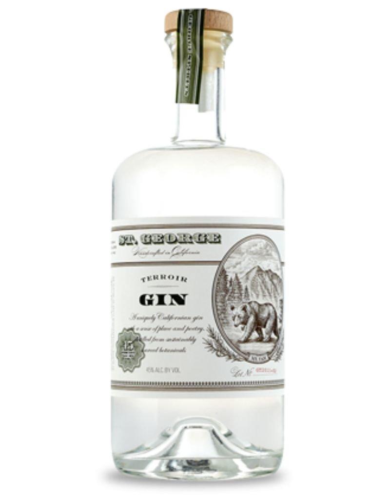 St. George Spirits St. George Gin Terroir  750 ml