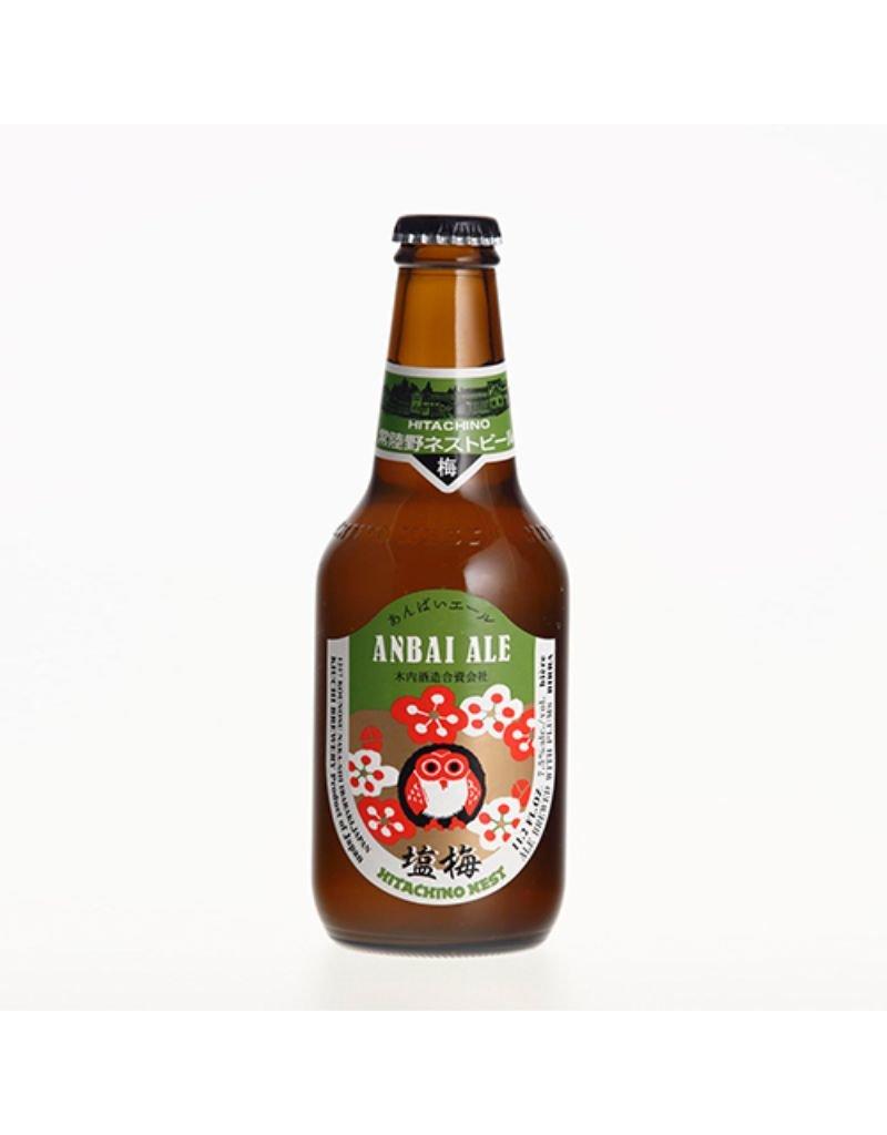 Hitachino Hitachino Anbai Sour Ale  330 ml