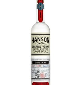 Hanson Hanson Organic Original Vodka  750 ml