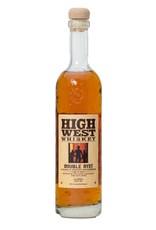 High West High West Double Rye  750 ml