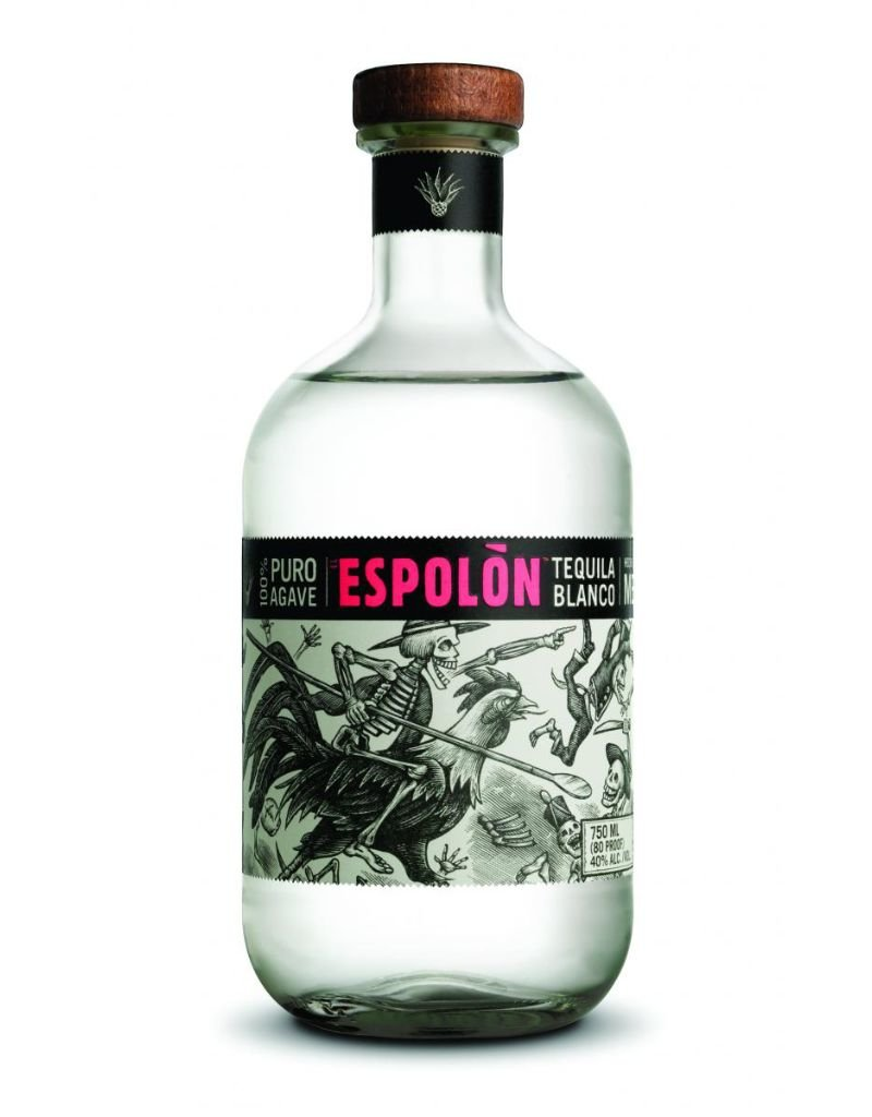 Espolon Espolon Tequila Blanco  1000 ml
