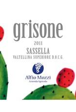Alfio Mozzi 2013 Mozzi Sassella Grisone Valtellina Superiore 750 ml