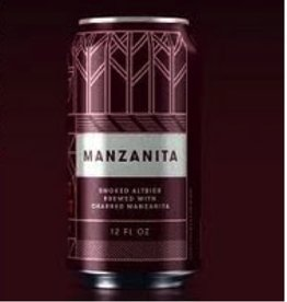 Fort Point Fort Point Beer Co. Manzanita Smoked Altbier  6 pack 12 oz