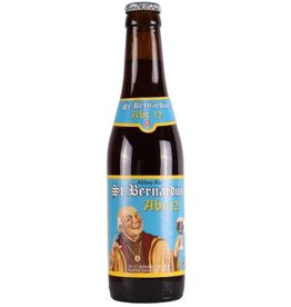 Saint Bernardus Saint Bernardus Abt12 Quad  Single 330 ml
