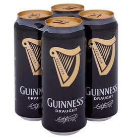 Guinness Guinness Stout Pub Cans 4 pack 14.9 oz