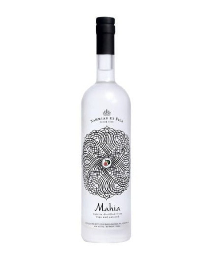 Nahmias Nahmias et Fils Mahia Fig Spirit  750 ml