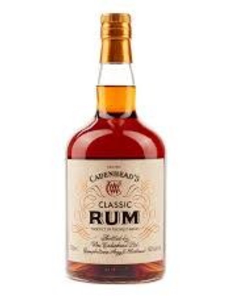 Cadenhead Cadenhead's Classic Rum West Indies  750 ml