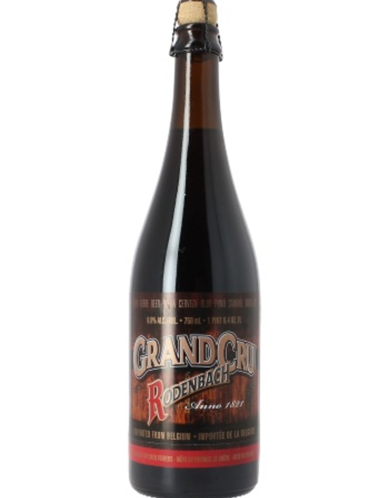 Rodenbach Rodenbach Grand Cru Red Ale 750 ml