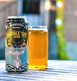 Berryessa Brewing Berryessa Brewing Co. Double Tap IPA CAN 4 pack 16 oz