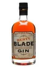 Old World Spirits Old World Spirits Rusty Blade Barrel-Aged Gin  750 ml
