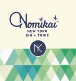 Lost Generation Nomikai Canned Gin & Tonic  6 pack 200 ml
