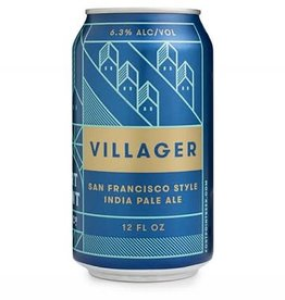 Fort Point Fort Point Beer Co. Villager IPA  6 pack 12 oz