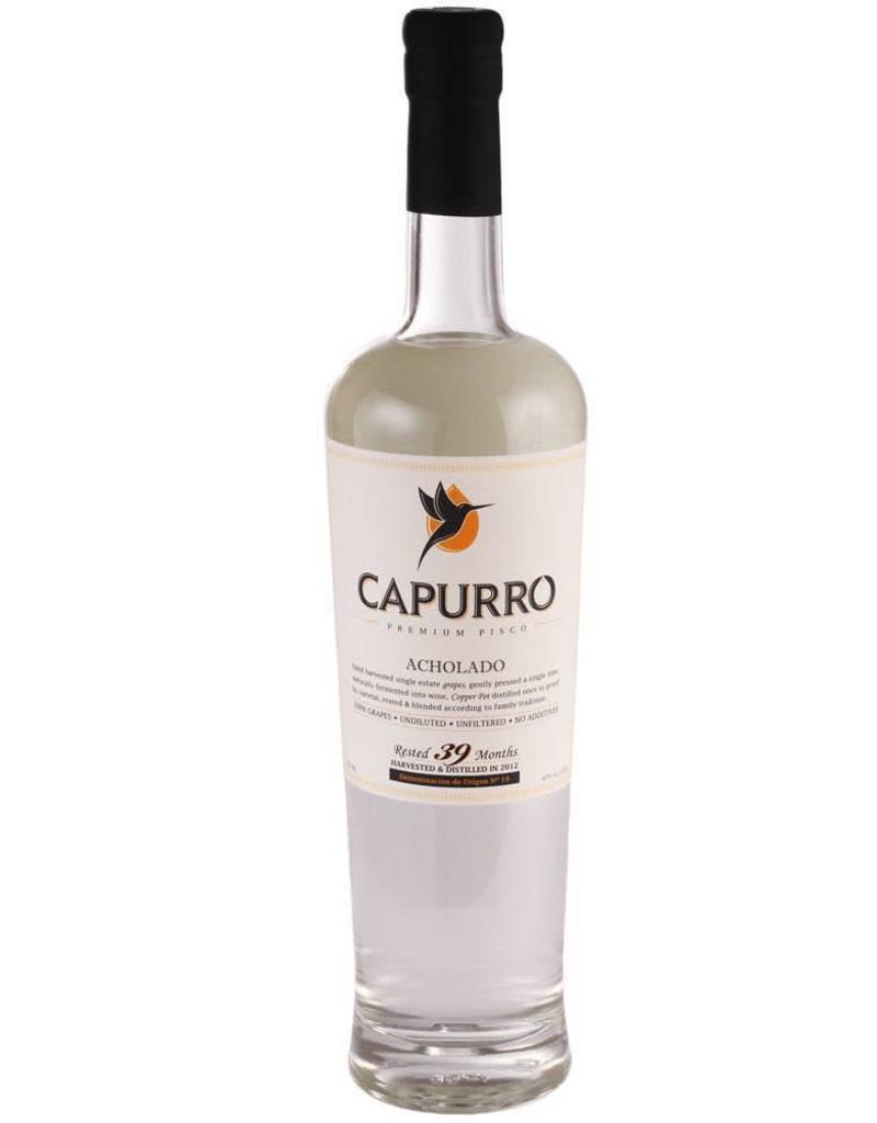 Capurro Capurro Pisco 2017 Acholado  750ml
