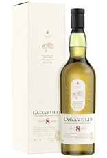 Lagavulin Lagavulin 8 Year old Islay Single Malt Scotch 750 ml