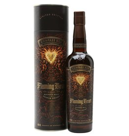 Compass Box Compass Box Flaming Heart Blended Scotch  750 ml