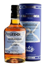 Edradour Caledonia 12 Year Single Malt Scotch  750ml