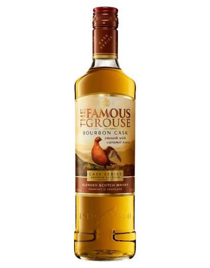 Famous Grouse Blended Scotch Whisky 750 ml