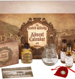 Scotch Whisky Advent Calendar 4th Edition