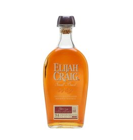 Heaven Hill Elijah Craig Barrel Proof Bourbon  750 ml